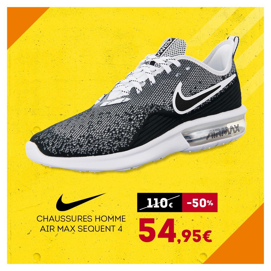 Vos chaussures préférées à moitié prix ! Les Nike Air Max